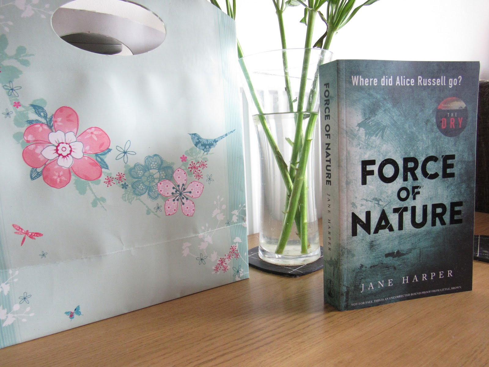 Blooming Fiction, Force Of Nature