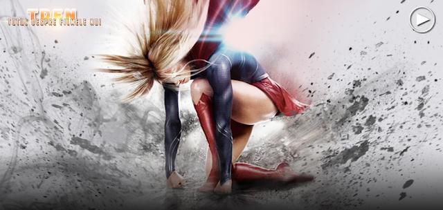 Primul trailer pentru serialul Supergirl