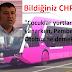 CHP'den 'pembe trambüs'e tepki