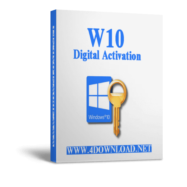 Download W10 Digital Activation v1.3.5 Portable