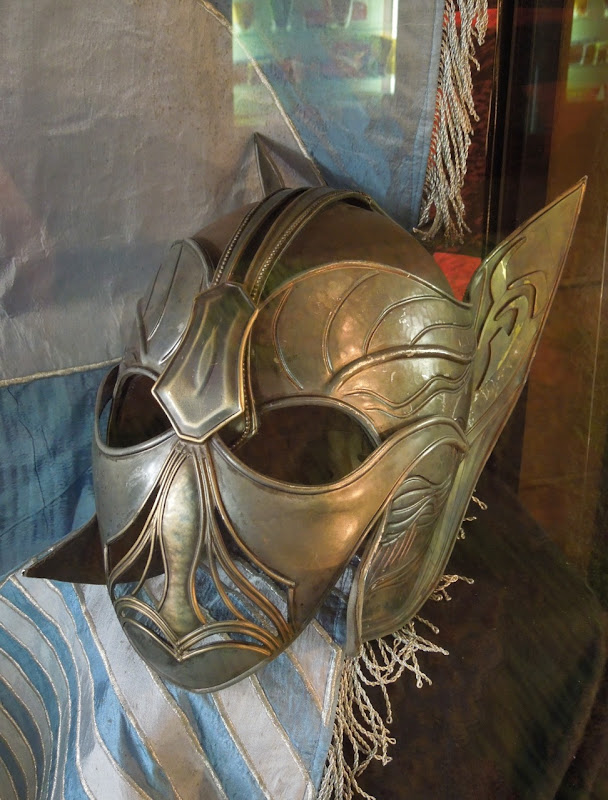 Helium soldier mask John Carter