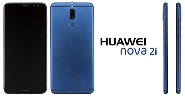 Spesifikasi Lengkap Huawei Nova 2i, Smartphone Bezeless dengan 4 Kamera Depan Belakang