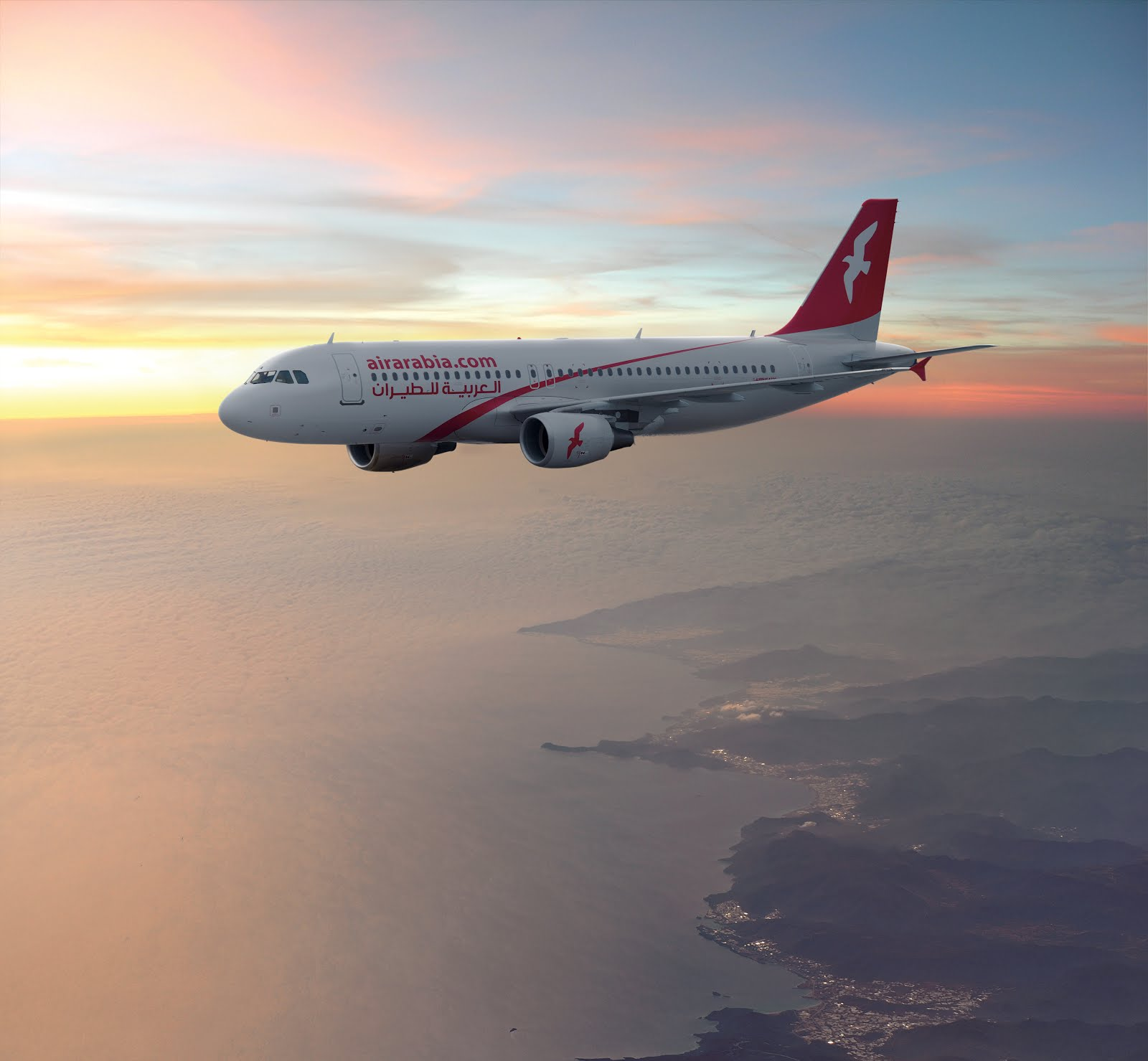 Air Arabia - low cost carrier for Middle East and North Africa