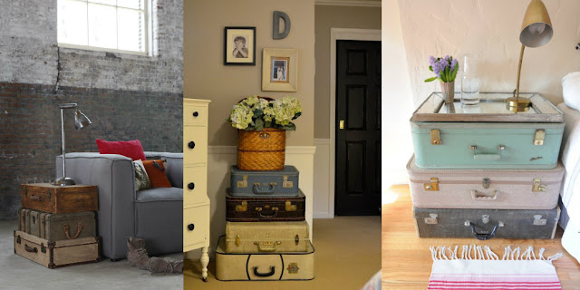 aproveite espaço na decoração