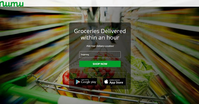 Belanja Hemat, Aman dan Nyaman di Supermarket Online
