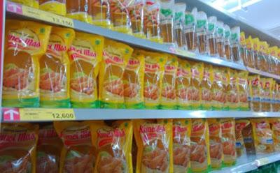 Daftar Harga Minyak Goreng Terbaru
