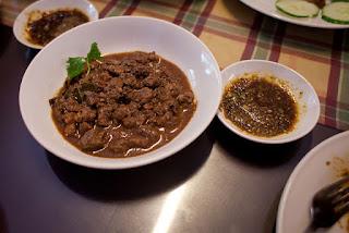 Saksang: Batak Pork Dish