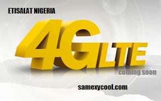 Etisalat 4G network