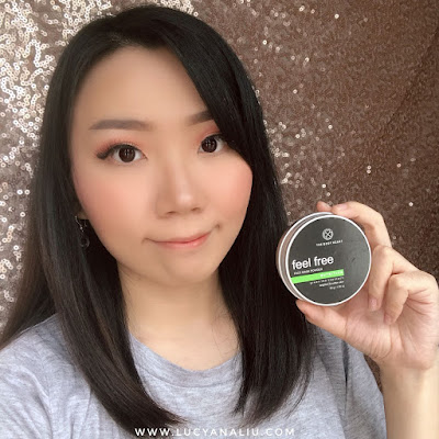 The Body Heart Feel Free Face Mask Powder