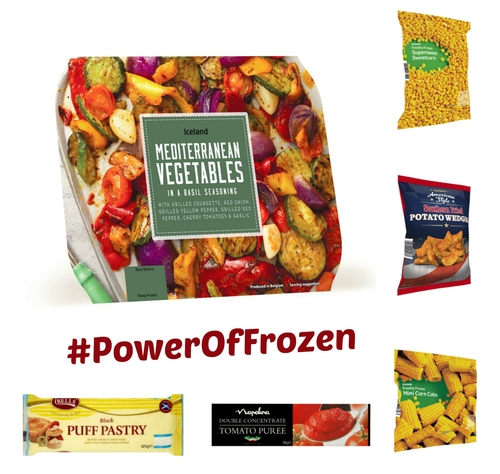 #PowerOfFrozen recipe