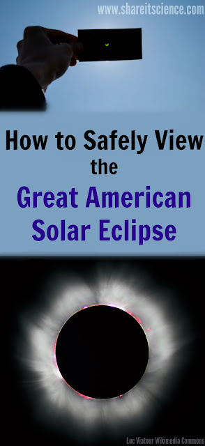 Great American Solar Eclipse Safety and Learning Resources