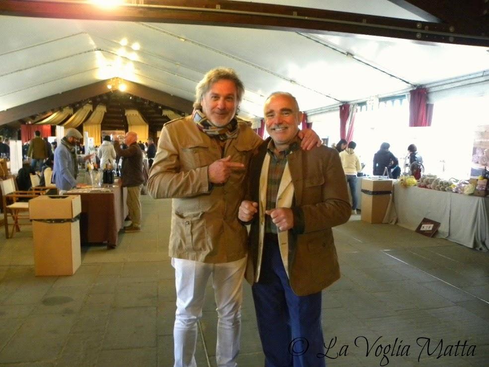 Maurizio Potocnick e Josko Sirk