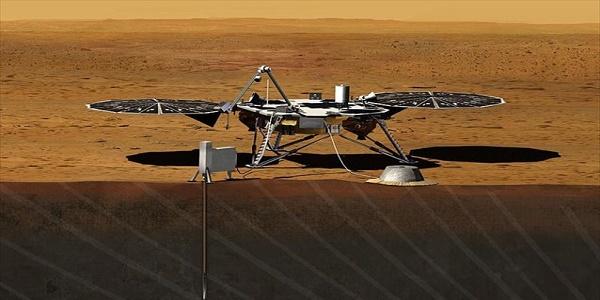 InSight: «Έρχεται» η εκτόξευση της πρώτης αποστολής εξερεύνησης του εσωτερικού του Άρη