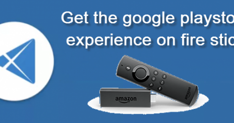 Yalp Store app for fire tv : Get the google playstore