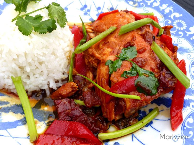 Poisson à la vietnamienne (cá kho tộ)