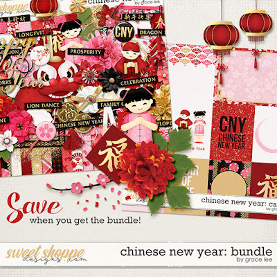 Chinese New Year: Bundle