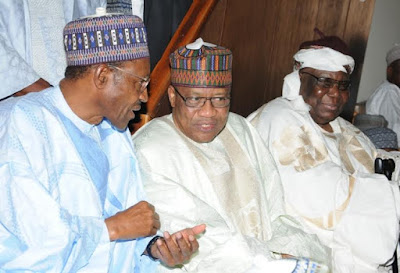 Find new ways to tackle insurgency-Babangida tells Buhari