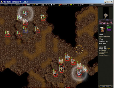 The Battle for Wesnoth Game Screenshots 2003