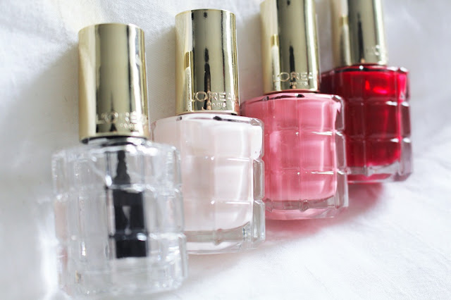 L'Oreal Color Riche nail varnishes - British beauty blog