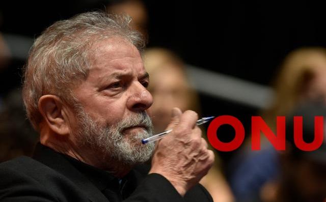 ONU passou a defender envolvidos em corrupção, mas os brasileiros não gostaram nada disso. O ex-presidente Luiz Inácio Lula da Silva é um dos defendidos
