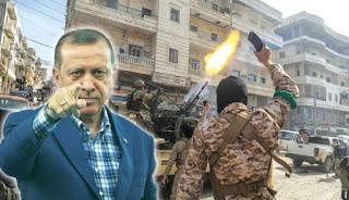 Ο Ερντογάν με πρόφαση την κάθαρση διεισδύει στη Συρία