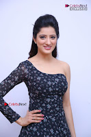 Telugu Actress Richa Panai Stills in One Shoulder Floral Long Dress at Rakshaka Bhatudu Movie Interview  0110.JPG