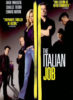 The Italian Job - Cartel