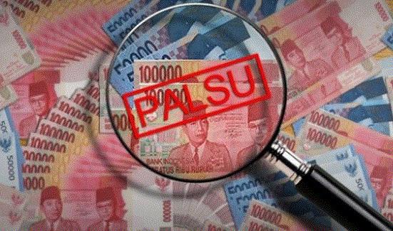 Bayar PSK Pakai Uang Palsu, Pemuda Pengangguran Dilaporin Polisi
