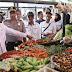 Jelang Natal dan Tahun Baru 2019, Kapolres dan Wakil Bupati Purwakarta Lakukan Sidak ke Pasar