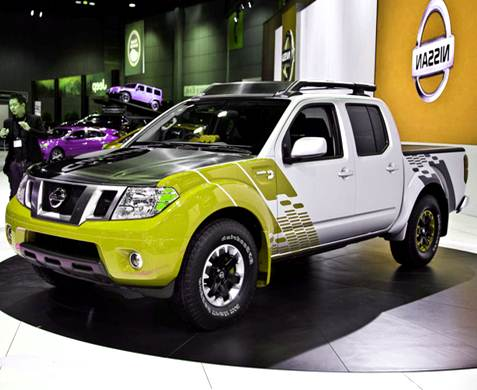 2017 Nissan Frontier Release Date