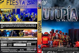 UTOPIA – 2018 [COVER – DVD]