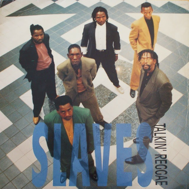 Afro-Synth: SLAVES - Talkin' Reggae (1992)