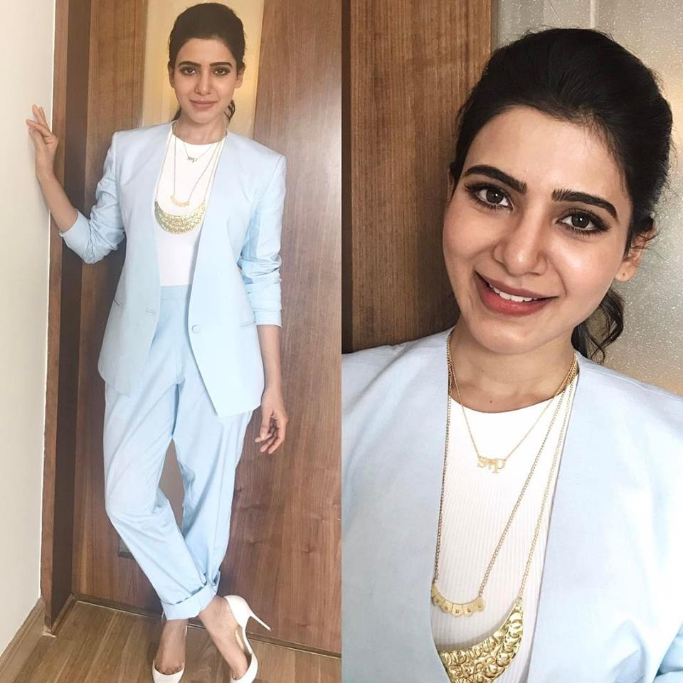 Actress Samantha Latest Photos Gallery
