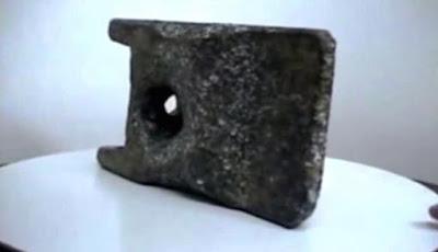 Artefak Alumunium Kuno Misterius ditemukan di Rumania