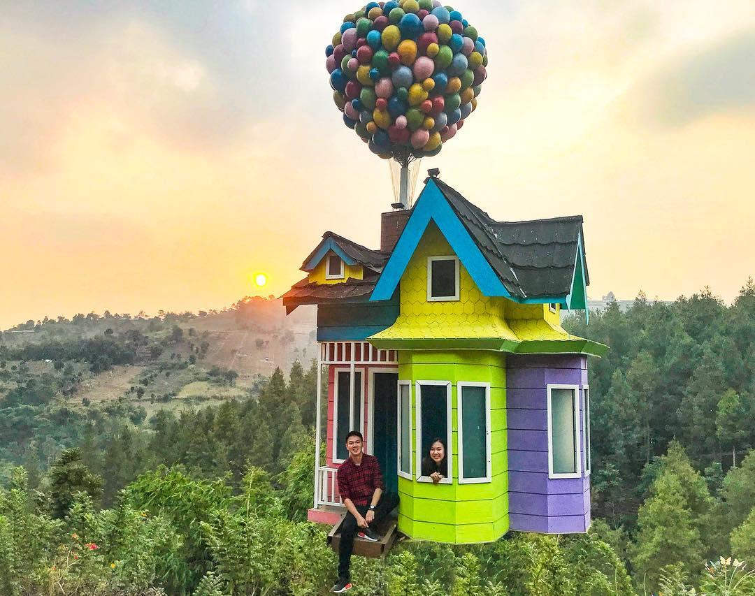 Harga Tiket Masuk Wisata Keluarga Dago Dream Park Bandung - Wisatainfo