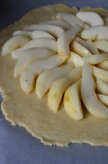 Pâté aux poires