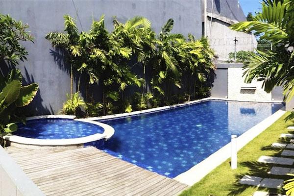 Sewa Villa 3 Bedroom Di Kuta Bali