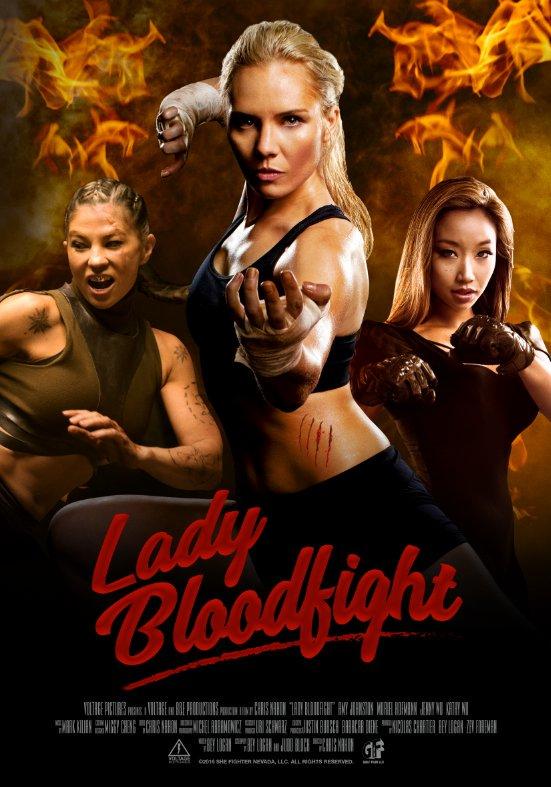 Võ Đài Đẫm Máu 2016 - Lady Bloodfight