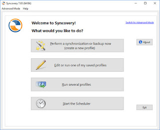 Syncovery Pro Enterprise 7.69b Build 452 (x86/x64) Full Serial + Portable