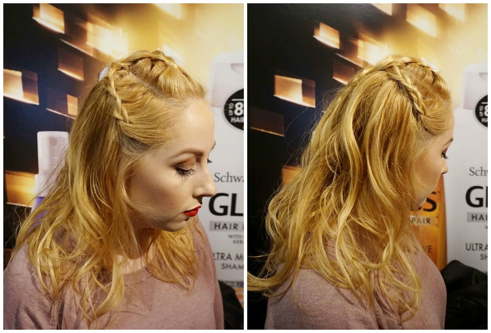 gliss hair toronto launch 2017 schwarzkopf