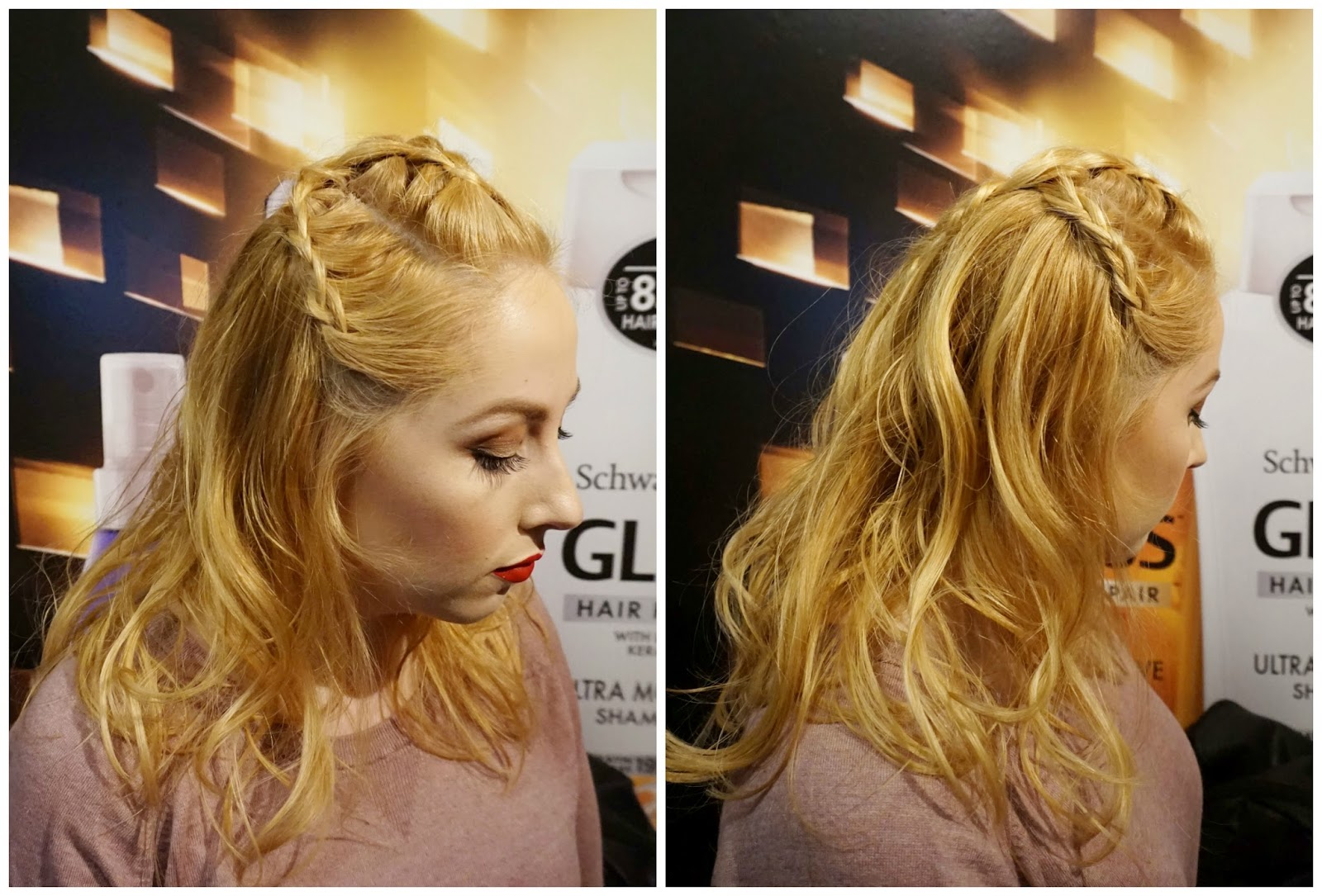 gliss hair toronto launch 2017 schwarzkopf