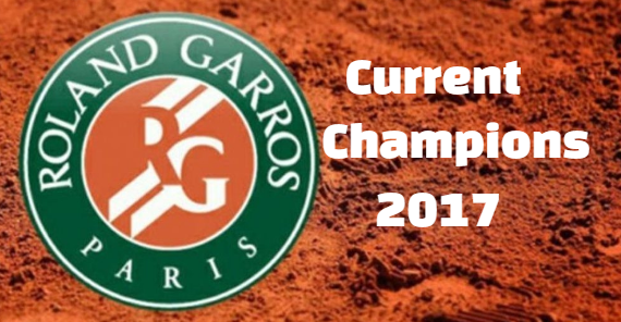 Roland-Garros, french open, winners, champions, list, 2017