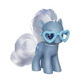 My Little Pony Cutie Mark Crusaders & Friends Collection Silver Spoon Brushable Pony