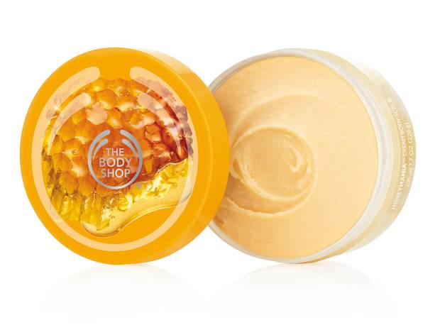 The Body Shop Honeymania Body Scrub Product Review
