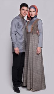 Model Busana Muslim Couple Untuk Santai Terbaru
