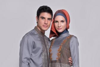 46+ Baju Muslim Couple Untuk Santai Terbaru 2019, KEREN Model Baju Keluarga Terbaru