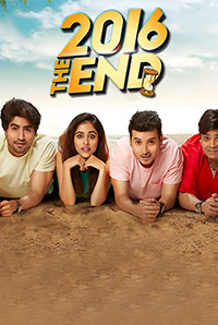 2016 The End 2017 Hindi 300mb Movie DVDScr Download 700MB