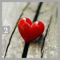 اختر اكثر رمز بالنسبة اليك يعبرعن الحب ... واكتشف معناه