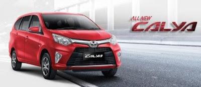 Kredit Toyota Calya terbaru