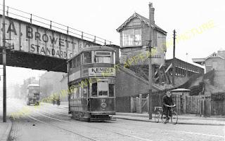 H.A.Browett & Co Humberstone Rd, Leicester bridge advert